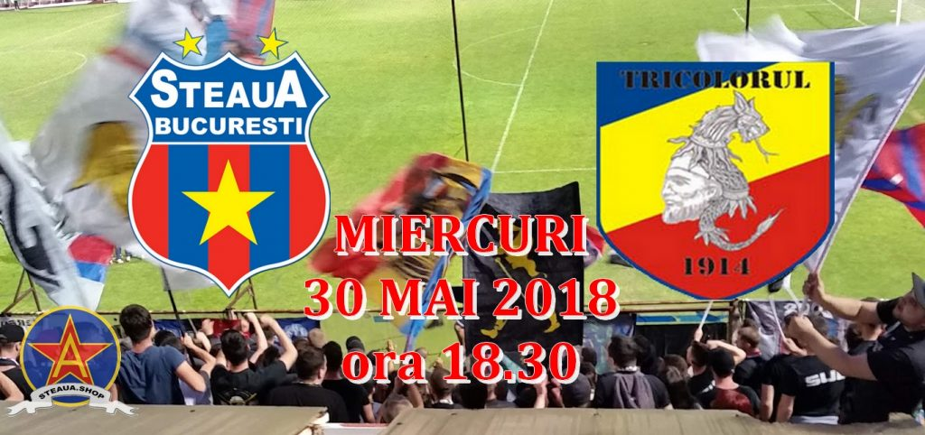 Steaua Bucuresti AS Tricolor Play Off Liga 4